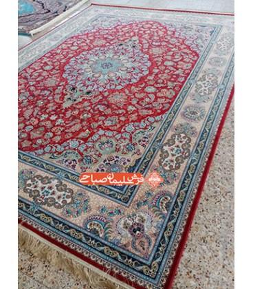 فرش ماشینی استامبول لاکی