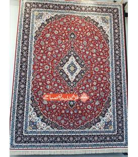 فرش ماشینی کاشان لاکی