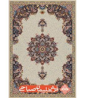 قالی ایرانی 700 شانه نقشه آفرین