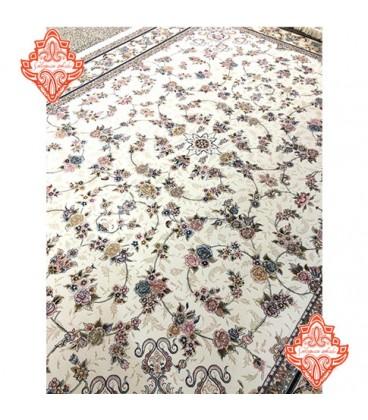 فرش برجسته طرح گیلدا کرم