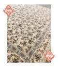 فرش ماشینی 1200 شانه طرح افشان بهشت دلفینی