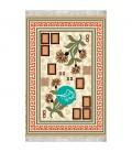 بهترین گلیم فرش ایرانی کد 147 طرح میخک
