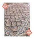 فرش 1200 شانه طرح بوستان نسکافه ای