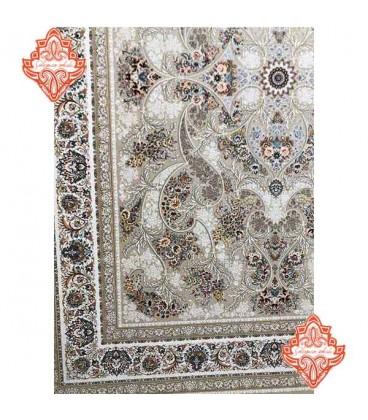 فرش ماشینی 1200 شانه طرح هانا دلفینی