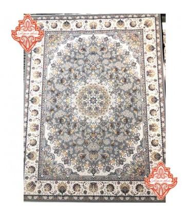 فرش ماشینی 1200 شانه طرح نایین طوسی