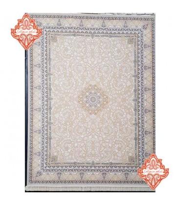 فرش ماشینی 1200 شانه طرح صوفیا دلفینی