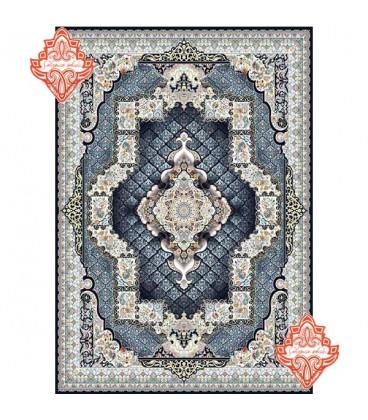 فرش ماشینی 700 شانه با بهترین کیفیت طرح چشمه