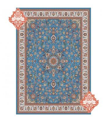 فرش 700 شانه درجه یک طرح افشان مهرسا