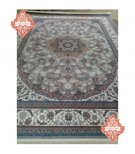 فرش جدید طرح رویا سرمه ای