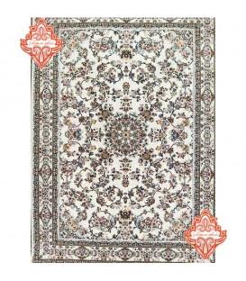 محبوب ترین فرش کاشان طرح 1010کرم