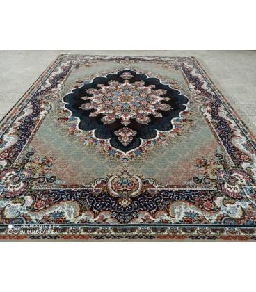 محبوب ترین فرش کاشان طرح نیلا کرم