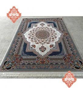 محبوب ترین فرش کاشان طرح لوکس کرم