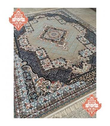 فرش 500 شانه طرح چشمه فیلی