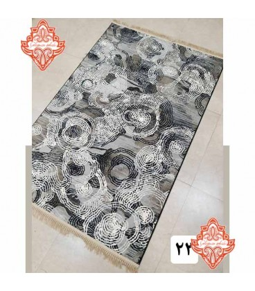 فرش ماشینی با قیمتی فوق العاده طرح وینتج n
