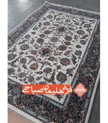 فرش 500 شانه طرح افشان یاشار