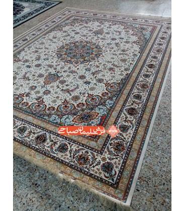 فرش ماشینی اصفهان کرم