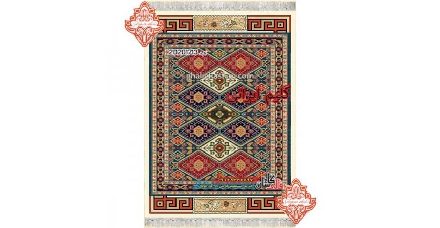 گلیم فرش دستباف ایرانی